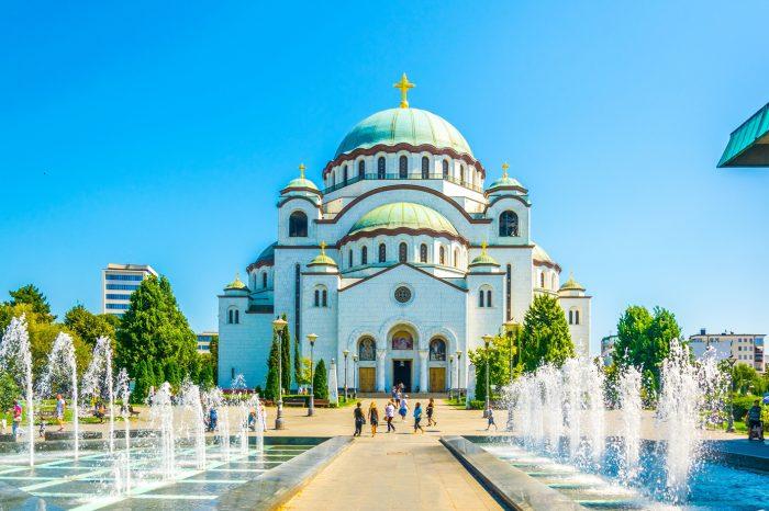 Destination Belgrade